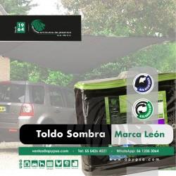 """Toldo sombra """"Marca León"""""""